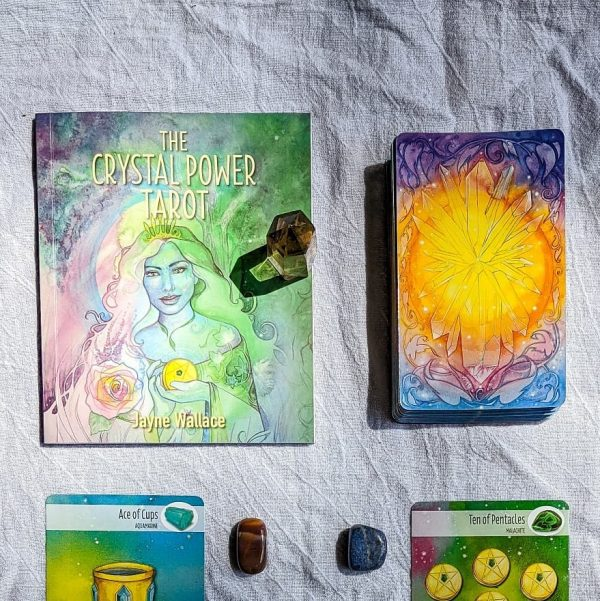 Crystal Power Tarot 10