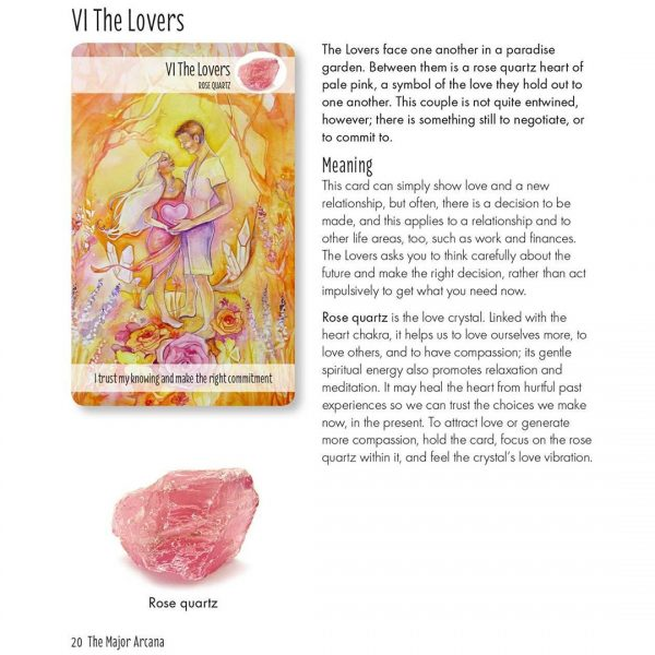 Crystal Power Tarot 4