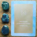 Healing Mantra Deck 12
