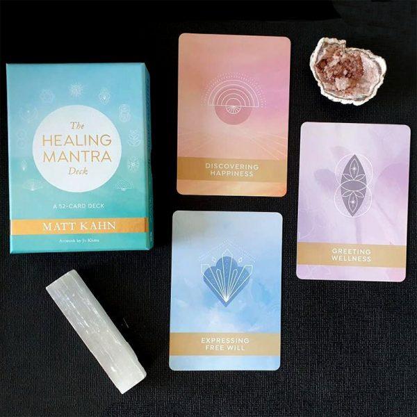 Healing Mantra Deck 13