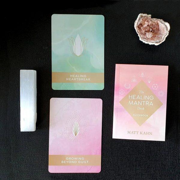 Healing Mantra Deck 14