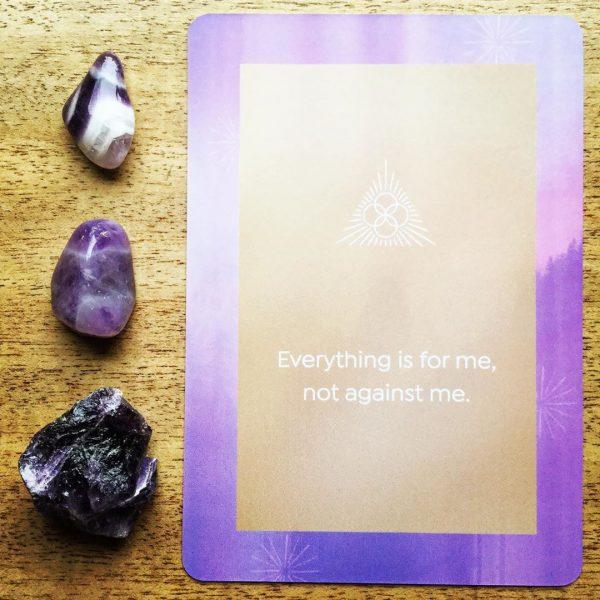 Healing Mantra Deck 4