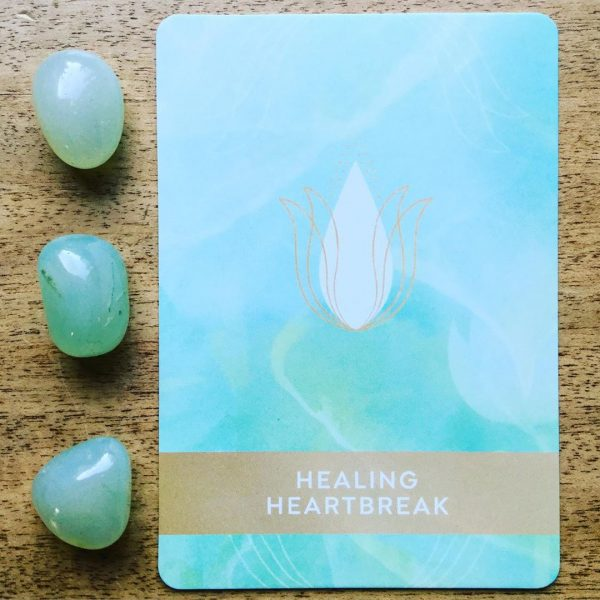 Healing Mantra Deck 5