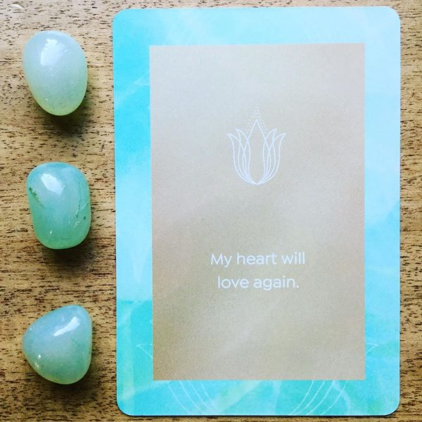 Healing Mantra Deck 6