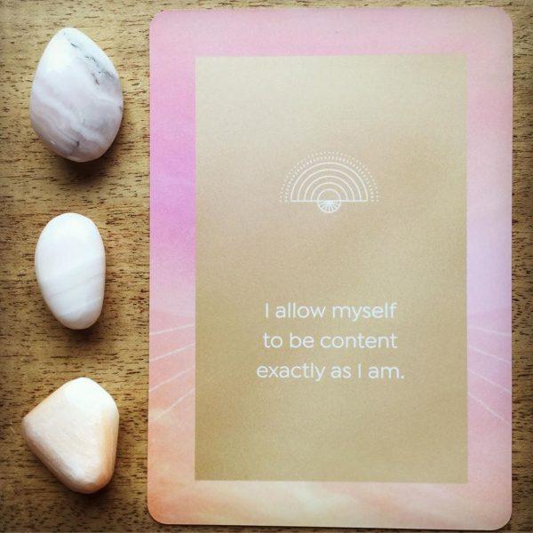 Healing Mantra Deck 8