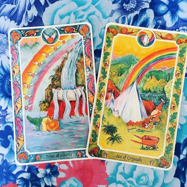 Inner Child Cards – A Fairy Tale Tarot 10
