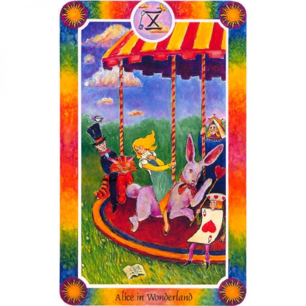 Inner Child Cards – A Fairy Tale Tarot 5