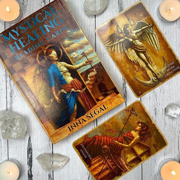 Mystical Healing Reading Cards 7