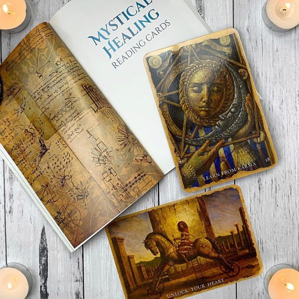 Mystical Healing Reading Cards 8