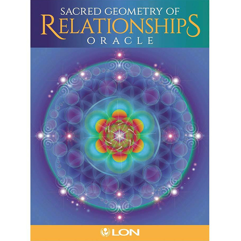 Sacred Geometry of Relationships Oracle 2