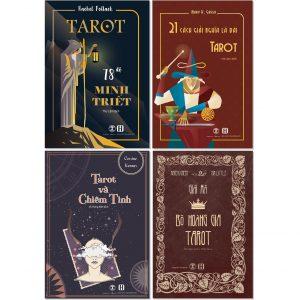 Combo 4 Cuốn Sách Tarot Cho Người Tự Học 8