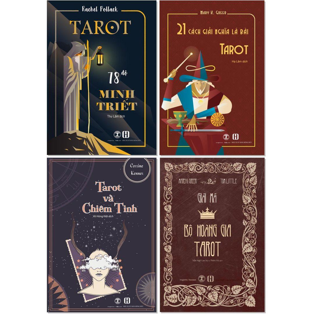 Combo 4 Cuốn Sách Tarot Cho Người Tự Học 7