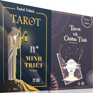 Combo Sách Tarot 78 Độ Minh Triết + Tarot và Chiêm Tinh 39