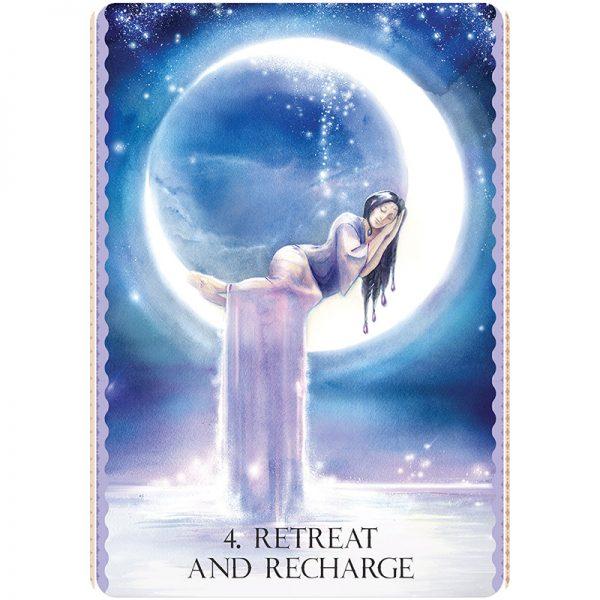 Cosmic Dancer Oracle 6