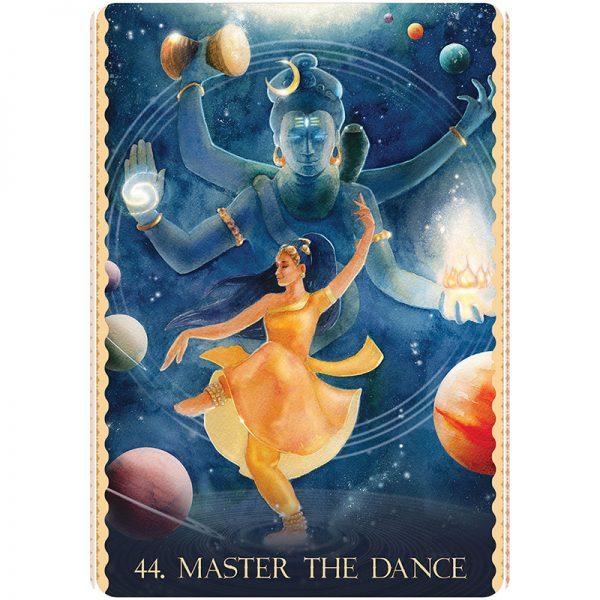 Cosmic Dancer Oracle 7