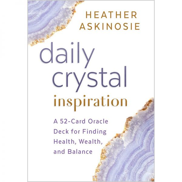 Daily Crystal Inspiration Oracle 1