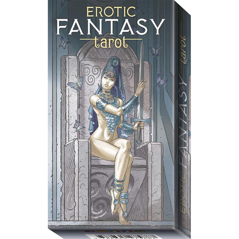 Erotic Fantasy Tarot 5