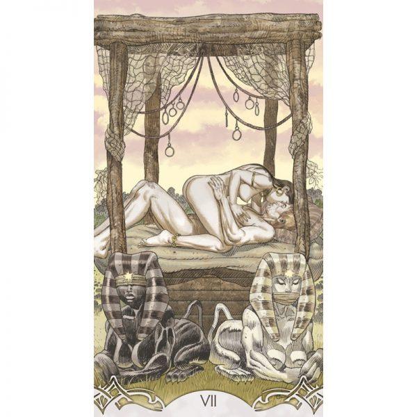 Erotic Fantasy Tarot 4