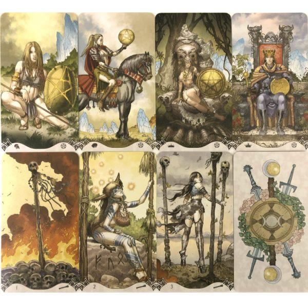 Erotic Fantasy Tarot 8