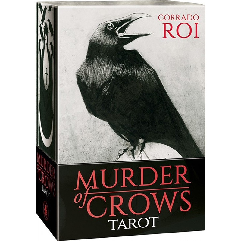 Murder of Crows Tarot 17