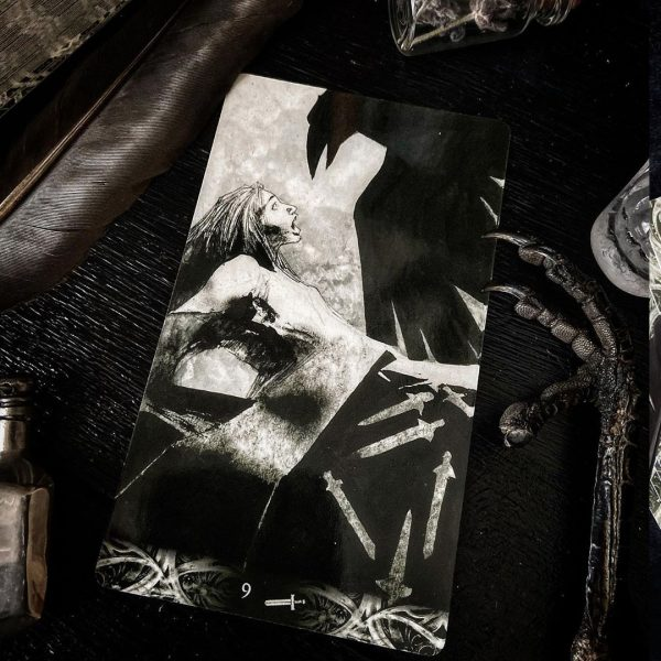 Murder of Crows Tarot 11