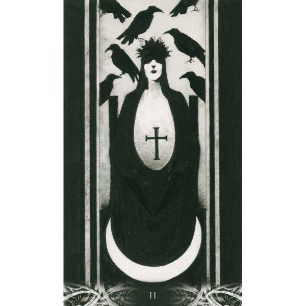 Murder of Crows Tarot 3