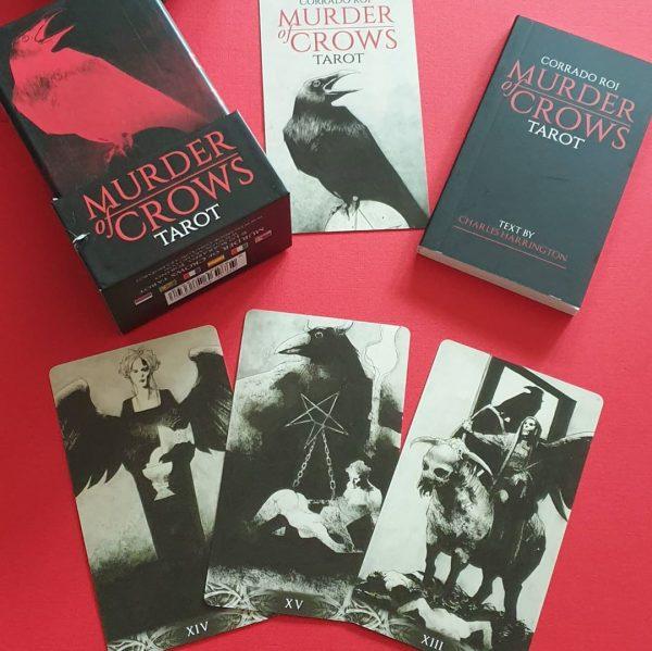 Murder of Crows Tarot 7