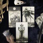 Murder of Crows Tarot 9