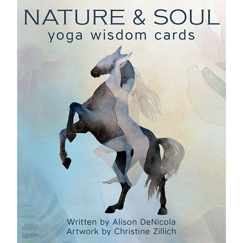 Nature and Soul Yoga Wisdom Cards 17