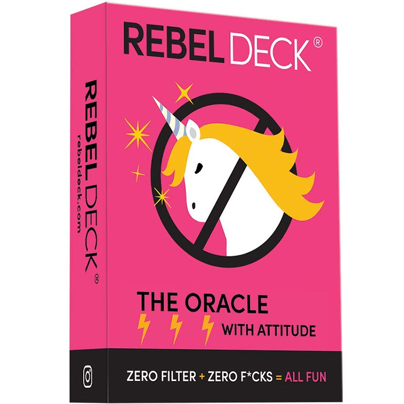Rebel Deck 13