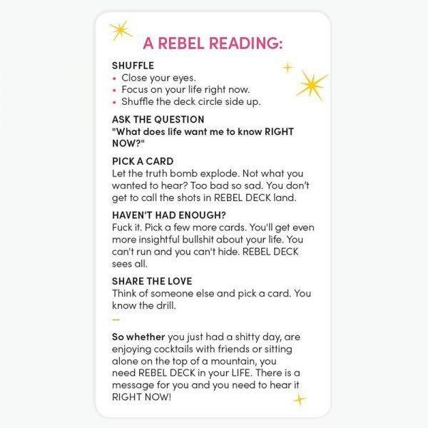 Rebel Deck 8