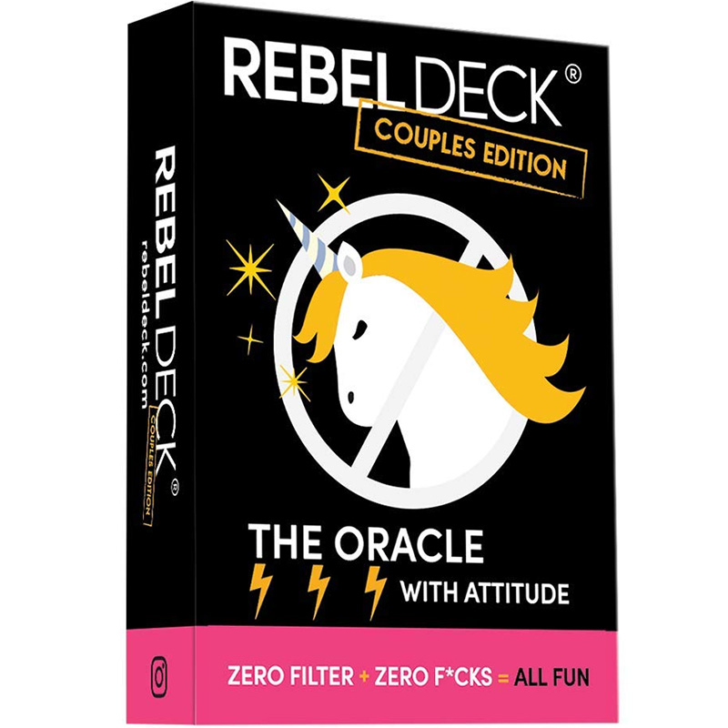 Rebel Deck - Couples Edition 7