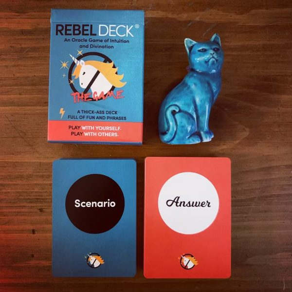 Rebel Deck – The Game 9