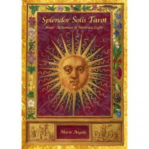 Splendor Solis Tarot 28