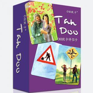 Tan Doo Cards 14