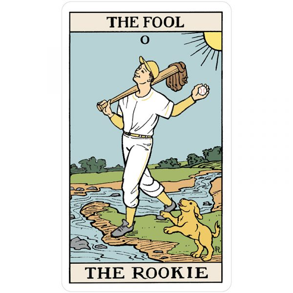 Tarot of Baseball 2