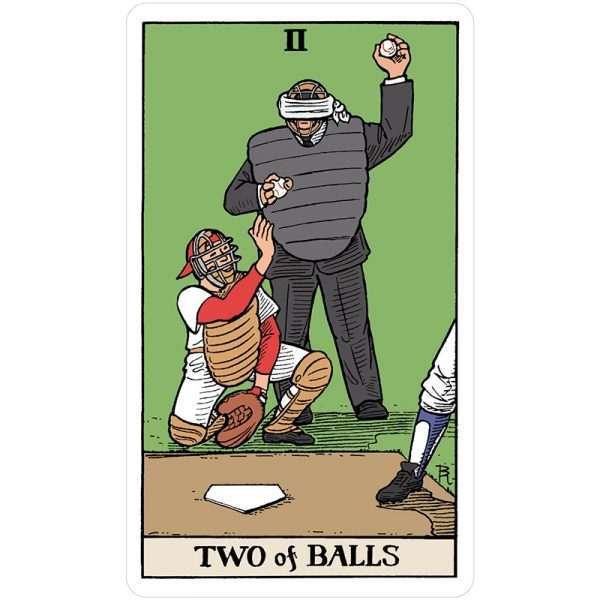 Tarot of Baseball 8