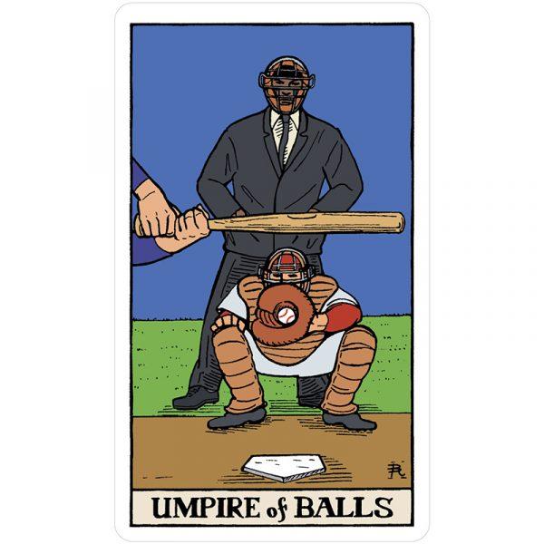 Tarot of Baseball 9