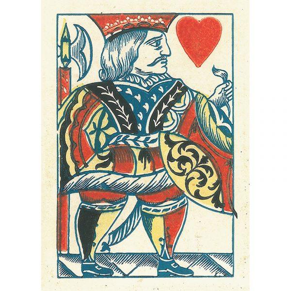 1858 Samuel Hart Poker Deck 3