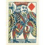 1858 Samuel Hart Poker Deck 4
