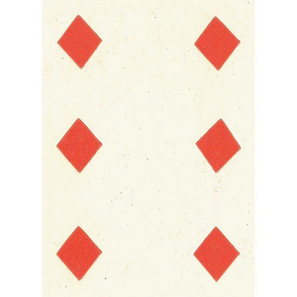 1858 Samuel Hart Poker Deck 6