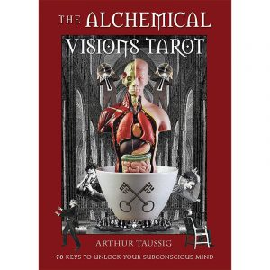 Alchemical Visions Tarot 12