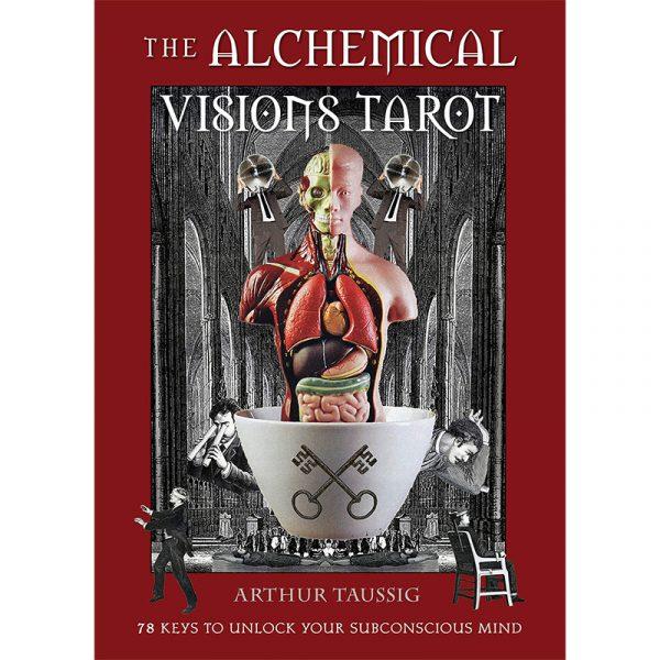 Alchemical Visions Tarot 1