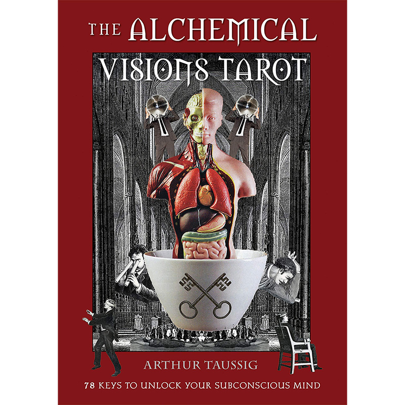 Alchemical Visions Tarot 15