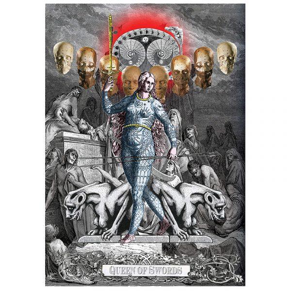 Alchemical Visions Tarot 4