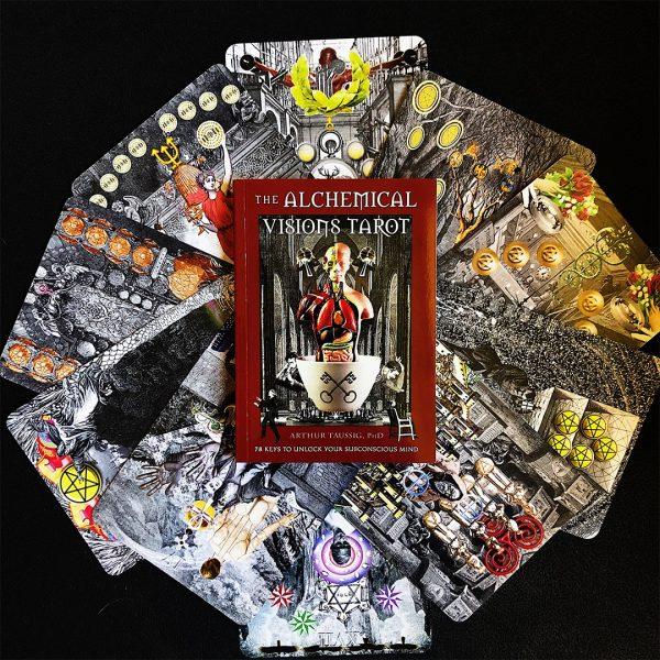 Alchemical Visions Tarot 6