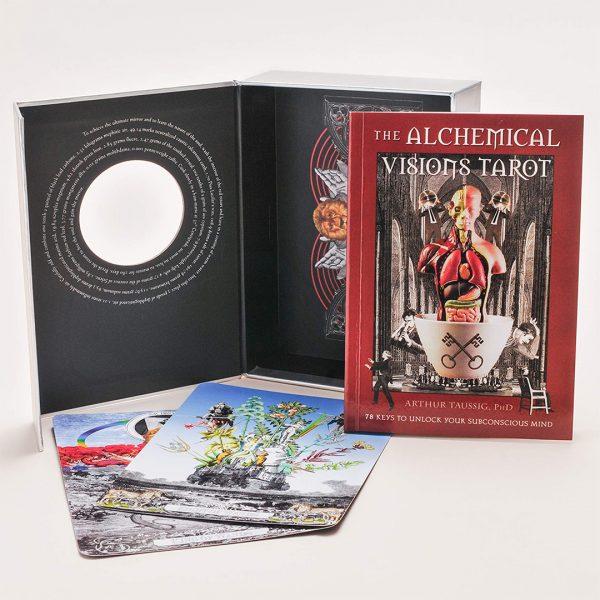 Alchemical Visions Tarot 8
