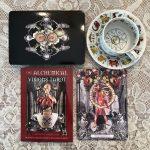 Alchemical Visions Tarot 9