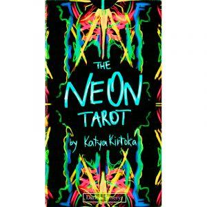 Neon Tarot 4