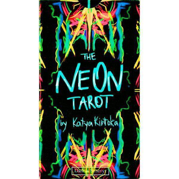 Neon Tarot 1